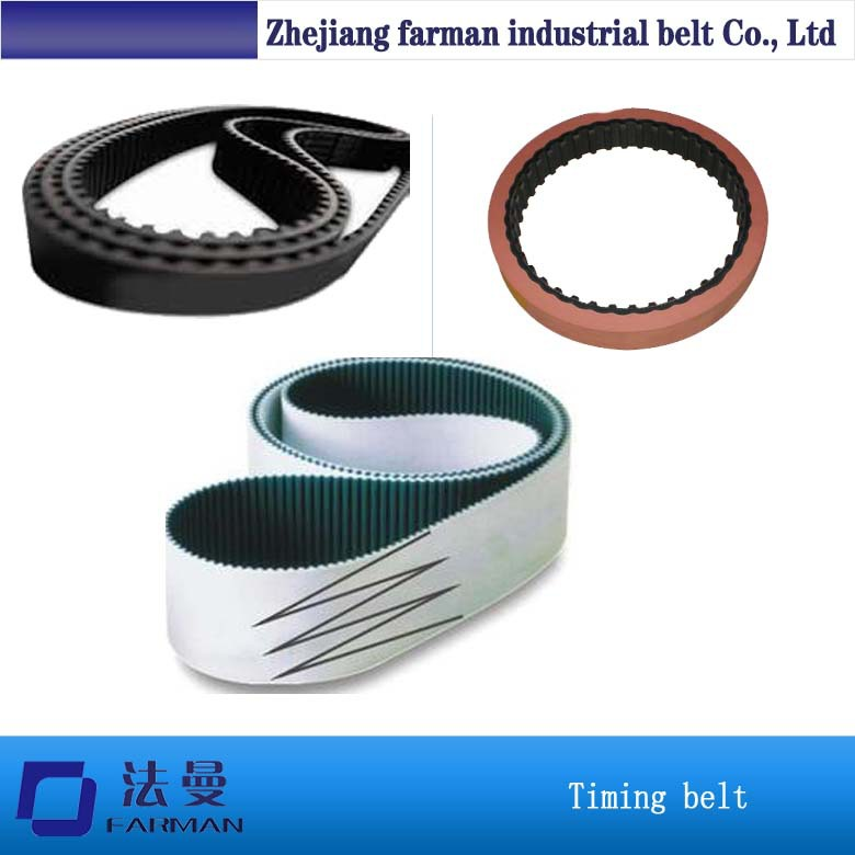 25mm Width Pu Jointed Endless Timing Belt