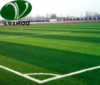 soccer artificial grass white 50mm