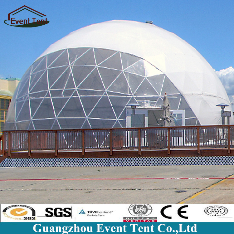 New China Products For Sale Aluminum Frame Dome Tent Geodesic For Trade Show