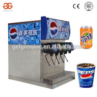 Hot Sale Cool and Hot Pick and Mix Dispenser/Post Mixed Concentrate Drink