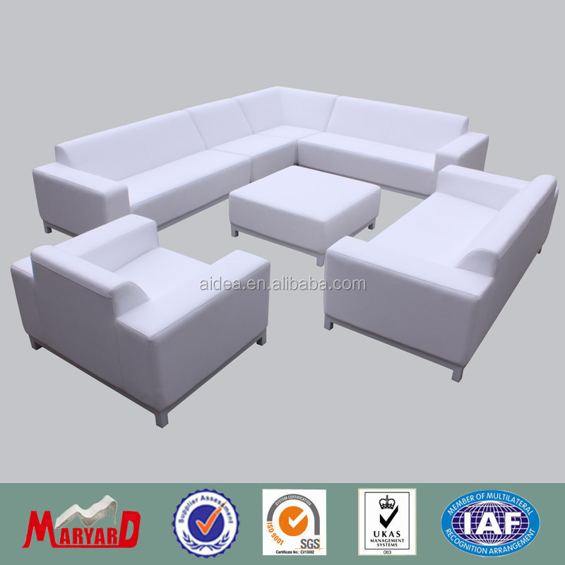 2014 new design Euro style outdoor leather furniture