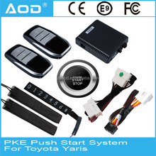 For Toyota Yaris PKE PKE keyless entry start PKE push button engine start stop system