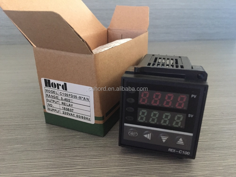 Intelligent digital display temperature controller REX-C100