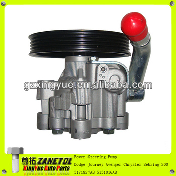 Car Power Steering Pump For Dodge Journey Jpg X