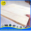 High Quality 25mm plain poplar block board