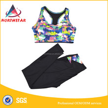 2016 Yoga Sportswear Women Sexy Sport Bra Yoga Fitness wear