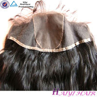 Large Stocks No shedding No Tangle Indian Hair Lace Front Closures