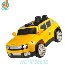 WDHP5688B Hot Sale Ride On Toys For Kids Battery Operated / Remote Control Ride On Car Chinese Golf Carts