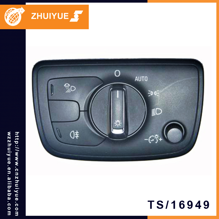 ZHUIYUE Latest Products 4G0 941 531E Head Lamp Switch Car Parts Online For AUDI A6L/C7