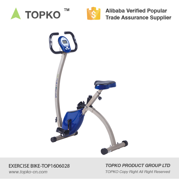 Wholesale Indoor Fitness Lightweight Foldable Magnetic Exercise Bike