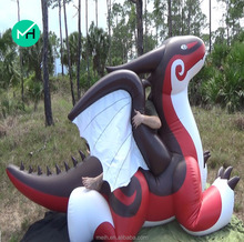 HIGH QUALITY cheap giant inflatable zenith dragon for sale