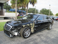 USED CARS - MERCEDES-BENZ S-CLASS S550 - COLLISION (LHD 819769)