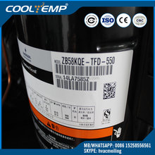 ZB Series Scroll Type Copeland Compressor With High Quality