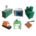 Factory supplier newspaper pencil making machine for sale