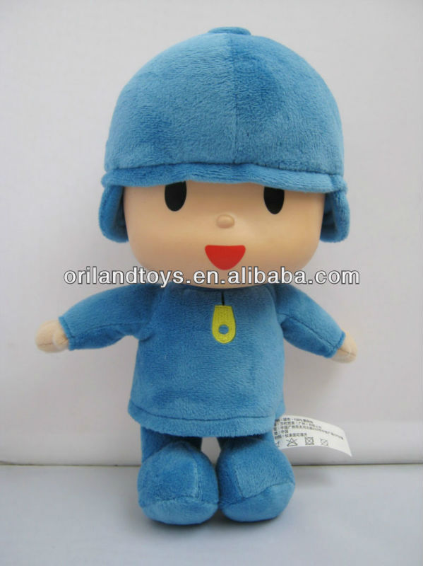 Soft Plush Stuffed Figure Toy Doll