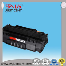 Compatible toner cartridge Q7553A for hp lasejet toner chinamate
