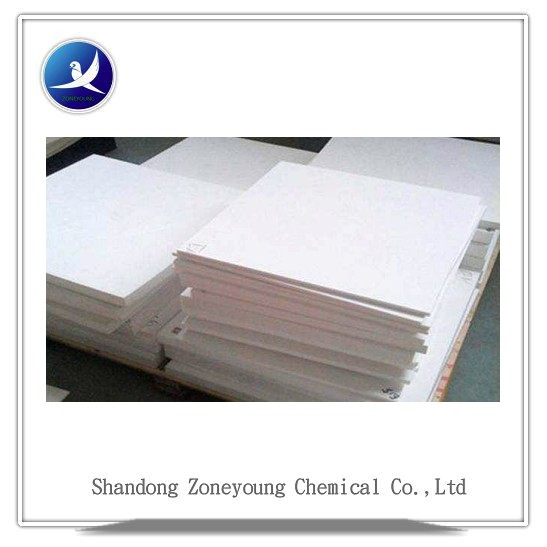 Virgin 100% PTFE Molded Sheet 0.25-6mm with best quality and competitive price