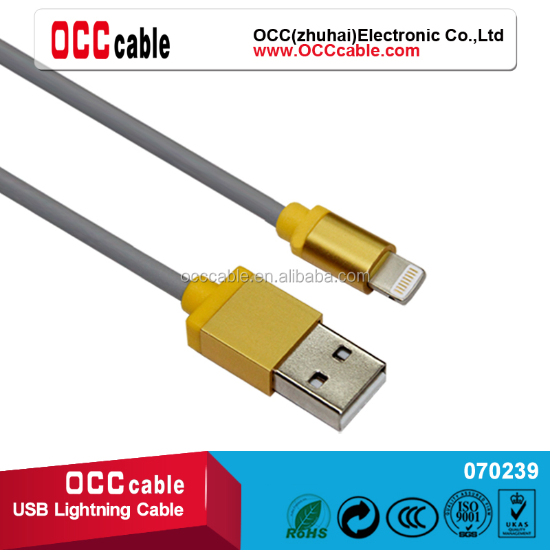 OCC cable type c 16pin obd 2 mfi usb cable