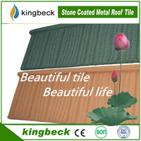 wood stone coated metal roofing shingles,aluminum zinc roofing sheets for house roof