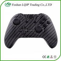 Carbon Fibre Replacement Shell for Xbox One Hydro Dipped Controller Shell Mod Kit