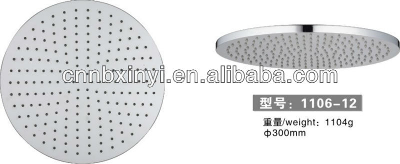ABS chrome plated top shower/overhead shower/shower head