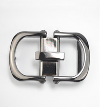 Casual Plate Buckle for Women's Belts