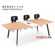 Office Folding Conference Meeting Table For 10 People YH-321