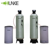 Hot Sale Water Treatment machine/500 liter water tank price water softener brine tank/water filter