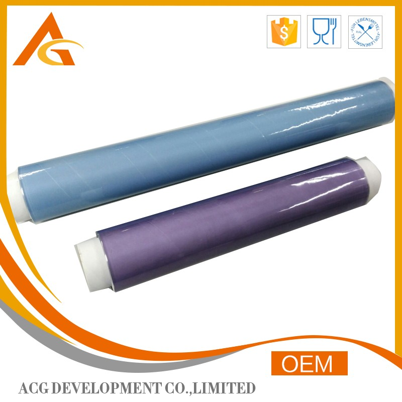 Jumbo roll Food Grade PVC Cling Film