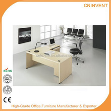 high quality MDF board office desk, high quality executive desk for office