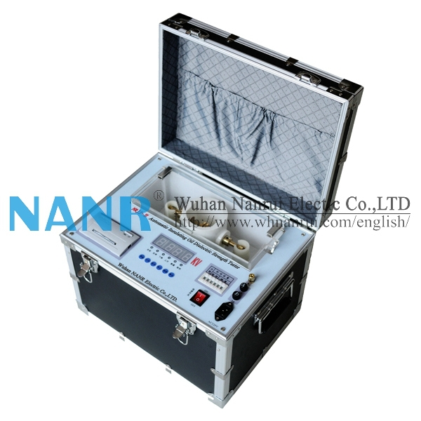 NRJJ-II Portable Transformer Oil breakdown voltage Tester