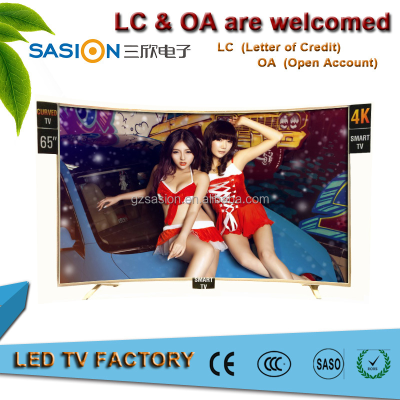 55 inch 4k oled high definition a panel samsung curved led tv