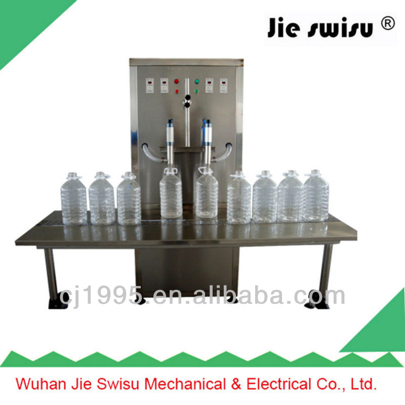 fuel oil 180 cst filling machine