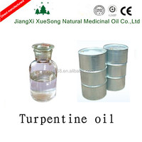Jiangxi Xuesong CAS:8006-64-2 pure natural oil turpentine manufacturer