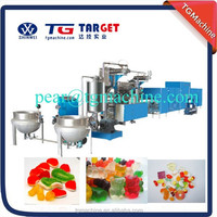 Small Automatic Jelly Candy Depositing Line