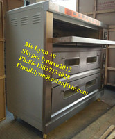 bread roaster/electric Deck bread baking oven