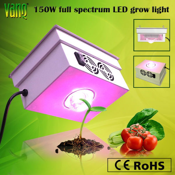 Super 150W full spectrum high power led grow light for branches of agriculture system