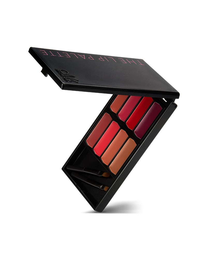 Menow L501 Cosmetic Makeup Set 8 Color Lip Palette