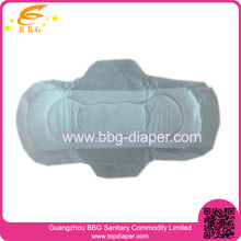 240mm Day Use Sex Products Organic Cotton Sanitary Napkins in Bulk