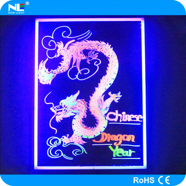 led advertising board help you improve your business,5050 lamp,remote controller