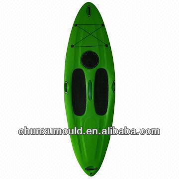 Cheap rotomolding plastic stand up paddle board supplier