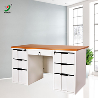 buy furniture from china online metal double sided office desk