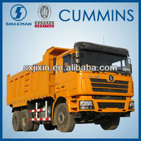 Shacman all wheel drive dump truck 6x6 better than used mitsubishi fuso fighter trucks