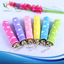 Windproof Rainy high quality fashion magic colour changing umbrella