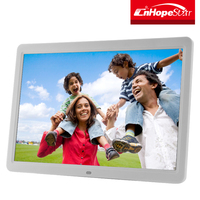 Commercial & home use 15 inch wifi digital photo frame/ digital picture player
