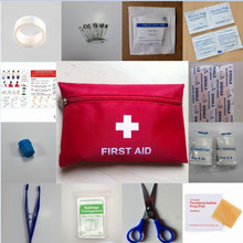Professional Survival Kit Mini First Aid Kit Emergency Conversion Kits