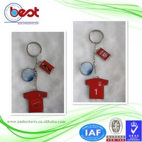 2016 Promotional Gifts cheap custom logo key chain rings bulk