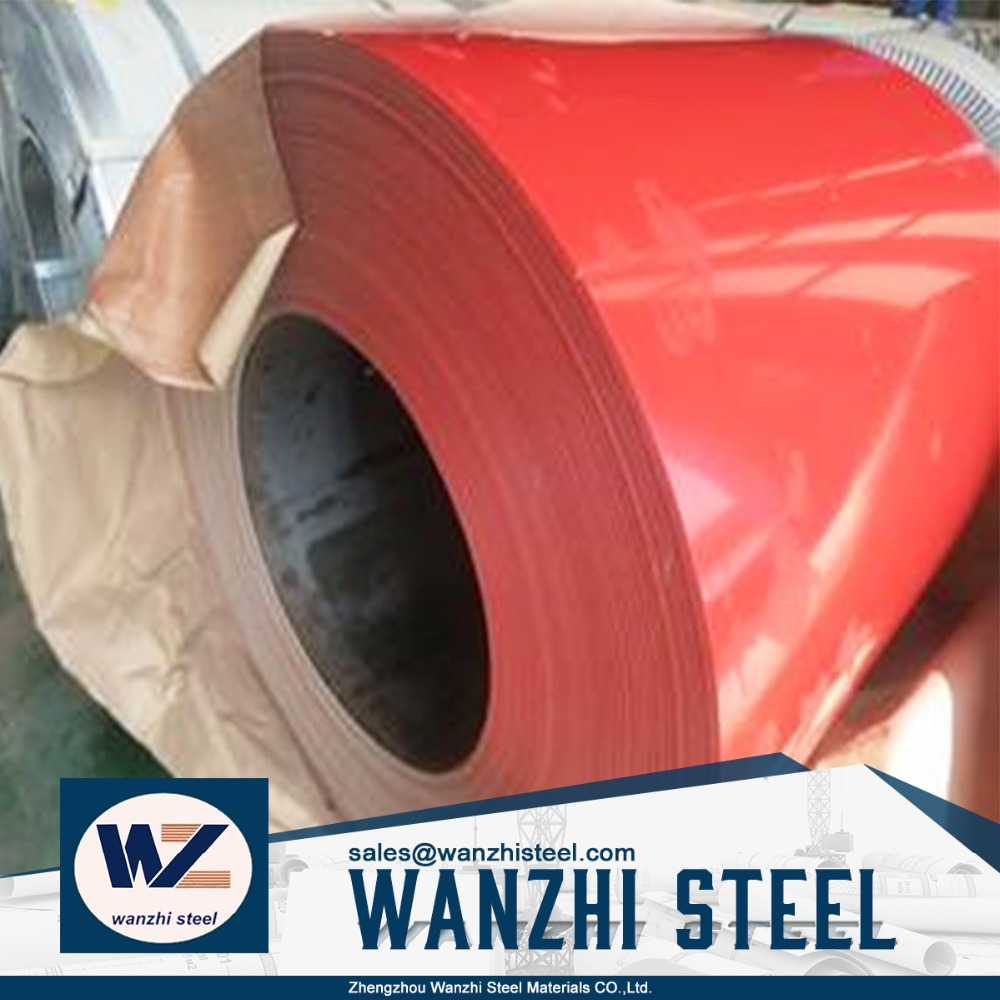 PPGI Coil Color Cold Rolled Steel Coils/Metal Sheet made in china