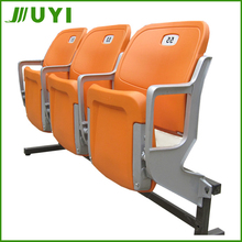 BLM-4652 Outdoor Folding Hot Selling Mould Cheap Factories Stadium Price Raw Material For Plastic Chairs Auditorium Seating