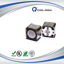 Menufacturer SMD Inductor Power Inductor Coil RoHS/SGS/ISO9001 SMD Inductor 4.7uH CSMRH129-4R7M